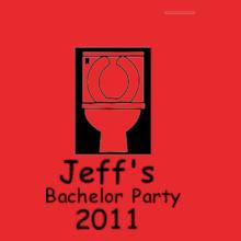 Bachelor Party bach- T-Shirt