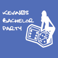 kevins-bachelor-party- T-Shirt