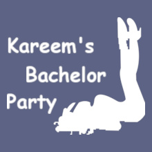 Bachelor Party kareems-party- T-Shirt