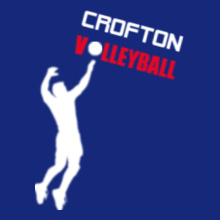 Volleyball CROFTON T-Shirt