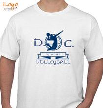 Volleyball SPIKERS T-Shirt