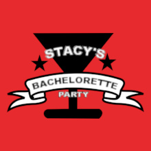 Bachelorette Party Stacys-Bachelorette- T-Shirt