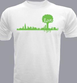 city loves - T-Shirt