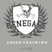 GYM  Renegade-Cross- T-Shirt