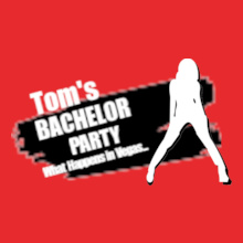 Bachelor Party Toms-Bachelor-Party- T-Shirt