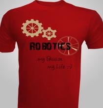 Robotics T-Shirt
