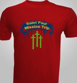 Saint Paul Mission Trip  - T-Shirt
