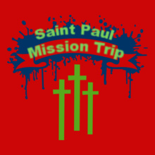 Mission Trip Saint-Paul-Mission-Trip- T-Shirt