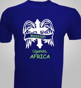 uganda-mission-trip- - T-Shirt