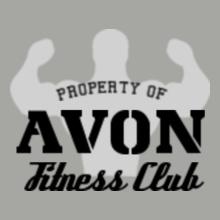 Avon-Fitness T-Shirt