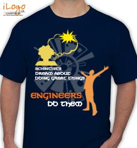 engineerdo - T-Shirt