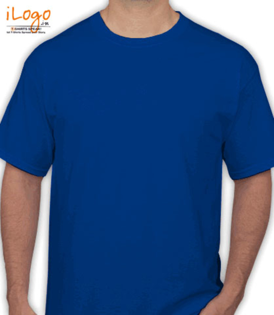 royal blue keep calm and eat puliyogare:front