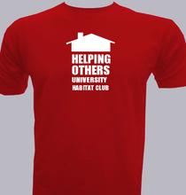 habitat-club T-Shirt