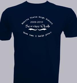 service club - T-Shirt