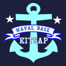 Naval-Base-Kitsap- T-Shirt
