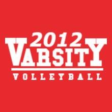 Volleyball Varsity-Volleyball-- T-Shirt