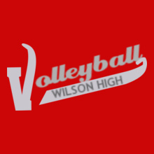 Volleyball WHS-Volleyball- T-Shirt