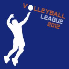 Volleyball volleyball-league- T-Shirt