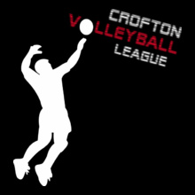 Volleyball crofton-and--volleyball- T-Shirt