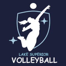Volleyball Superior-Volleyball- T-Shirt