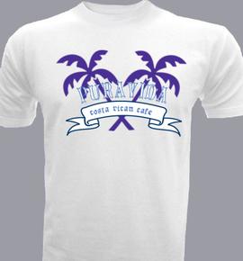 Pura-Vida-Cafe - T-Shirt