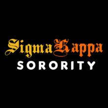 Fraternity sigma_kappa T-Shirt