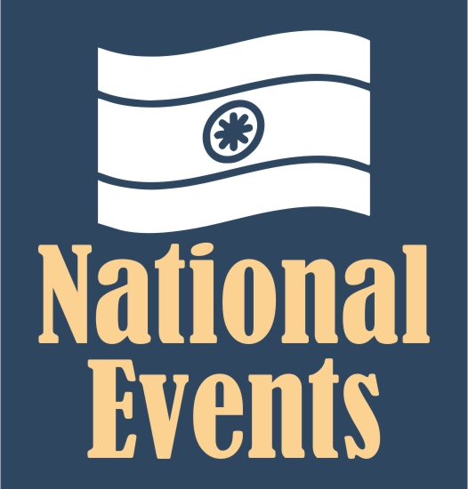 National Events T-Shirts