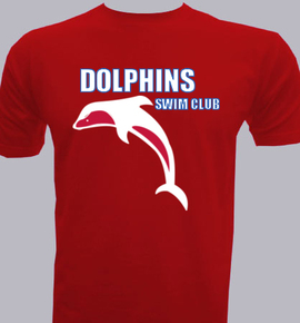 DOLPHIN-CLUB - T-Shirt
