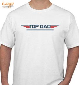 top dad - T-Shirt