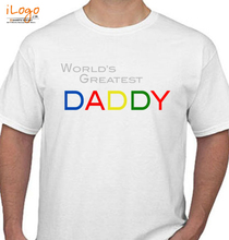Father's Day great_daddy T-Shirt