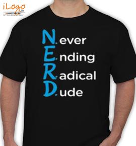 NERD_ - T-Shirt