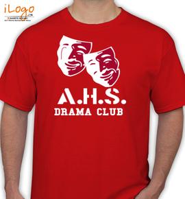 ahsanddramaclub - T-Shirt