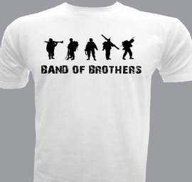 Band Of Brothers - T-Shirt