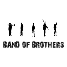 Military Band-Of-Brothers T-Shirt