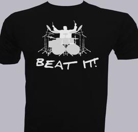 Beat it! - T-Shirt