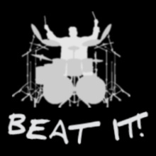 Beat-it! T-Shirt