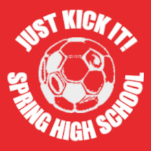 School-Soccer T-Shirt