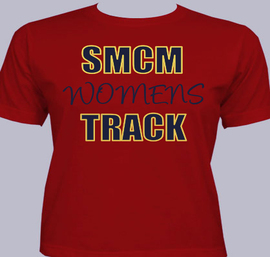 TRACK TEAM - T-Shirt