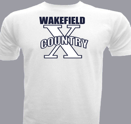 WAKEFIELD X COUNTRY - T-Shirt
