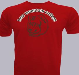 bear mountain college - T-Shirt
