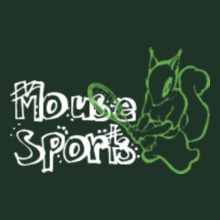 Mouse-sports T-Shirt