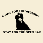 Come-For-The-Wedding