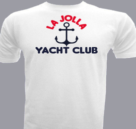La Jolla Yacht Club - T-Shirt