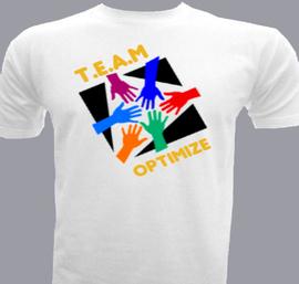 Team-optimize - T-Shirt