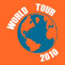 Vacation world-tour T-Shirt