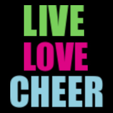 Live-Love-Cheer T-Shirt