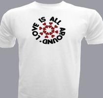 Love Love-is-all-around T-Shirt