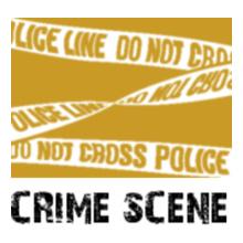 crime-scene T-Shirt