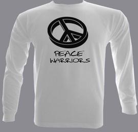 peace warriors - T-Shirt