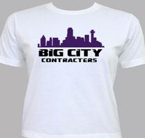 big-city-contracts T-Shirt